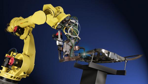 ▲日企努力擴大生產機器人及機械零件。(圖/翻攝自騰訊網)