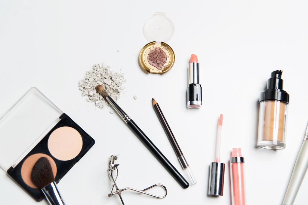 ▲化妝品,彩妝,化妝。(圖/達志示意圖)