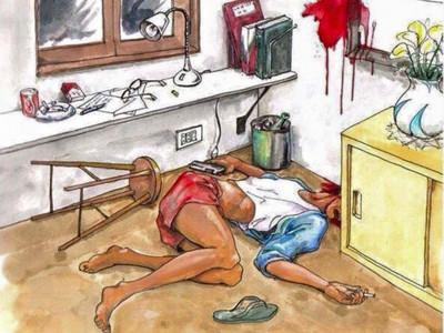 死者是自殺還是他殺?關鍵三大線索你看出來了嗎?