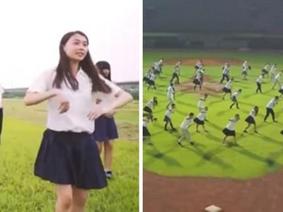 熱血!8高校青春熱舞 跳出「屏東最美景點」