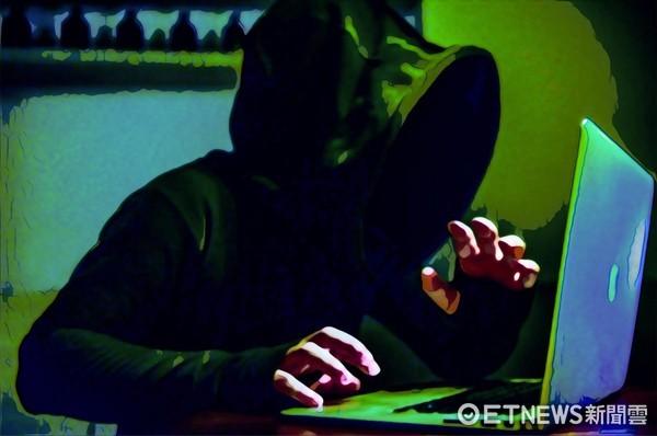 ▲網路安全,資訊安全,駭客。(圖/記者張一中攝)