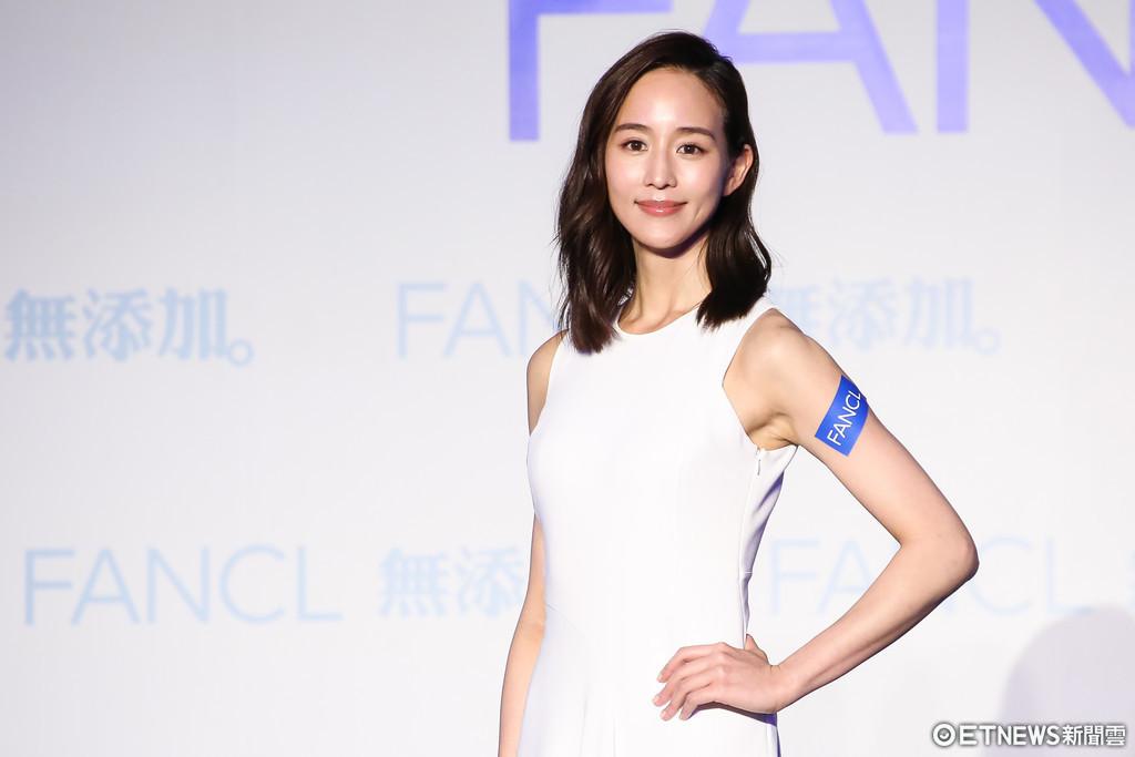 ▲▼張鈞甯出席- FANCL 2017 全新代言人。(圖/記者周宸亘攝)