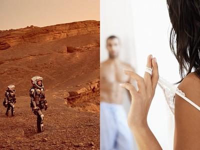 人類移民火星「基因基數不足」 科學家:最怕睡到你親戚