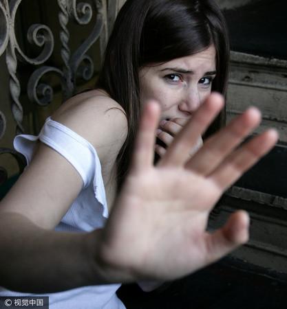 ▲▼性侵示意圖,性侵,受虐,女性,受害者,