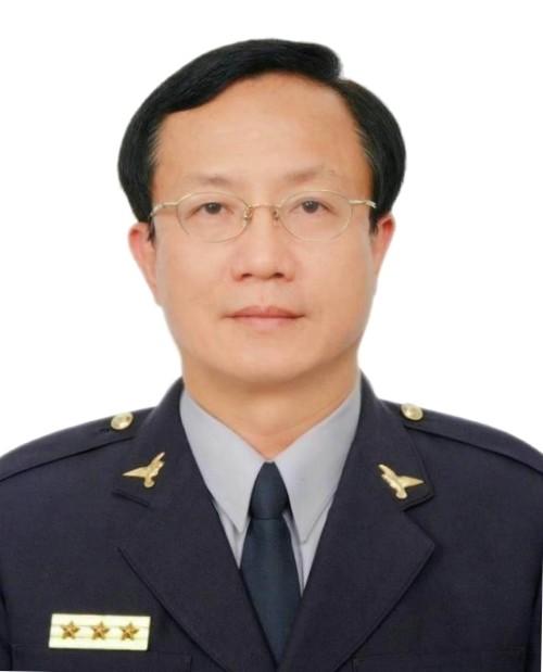 台中市警察局長陳嘉昌。(圖/翻攝台中市警局臉書)