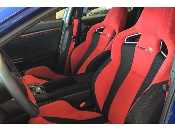 本田Civic Type R廉價拋售!總行駛里程數竟只有8公里?(圖/翻攝自Carscoops)