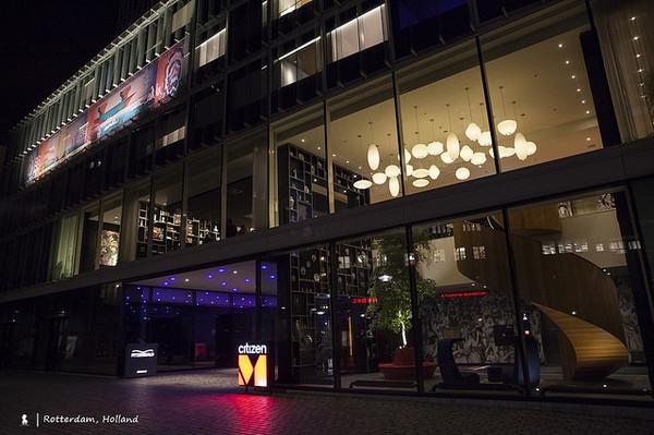 ▲Ean部落閣--讓房客好忙的玩樂系智慧互動旅館 citizenM Rotterdam。(圖/Ean部落閣提供)
