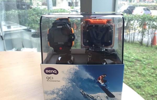 APP行銷_BenQ運動相機