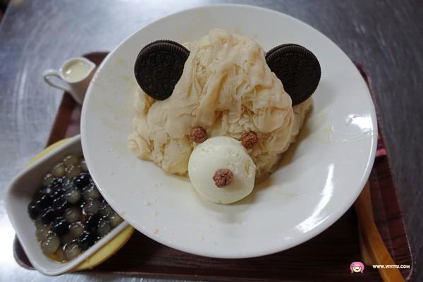 麻糬叔創意冰舖。(圖/Viviyu)