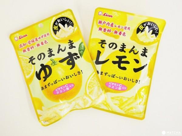 日本百變軟糖。(圖/MATCHA)