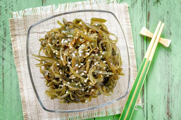 ▲海帶,海藻類,涼拌菜。(圖/達志/示意圖)