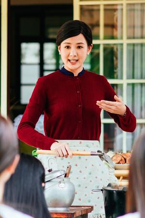 ▲《五味八珍的歲月》釋台灣烹飪教育家傅培梅充滿故事性的一生。(圖/好風光提供)