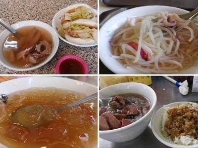 衝台南狂嗑美食!3天2夜吃遍30樣↑台南小吃