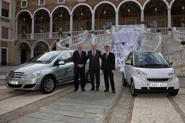 ▲Volvo預告2019年起只賣電動車 主因竟是為配合大陸佈局(圖/Mercedes-Benz)