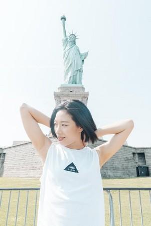 ▲Lia Kim:Twice跳得比我好。(圖/1million dance studio 提供)