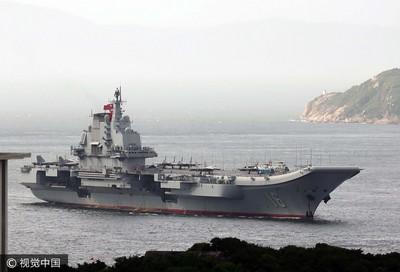 中國軍力漸增 美憂武力犯台風險增