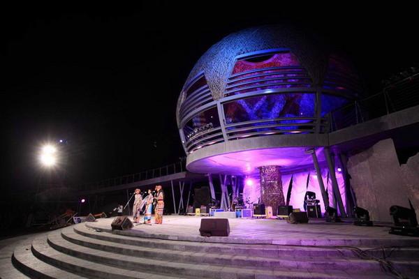 ▲台東海濱公園的國際地標。(圖/翻攝自台東縣觀光旅遊網)