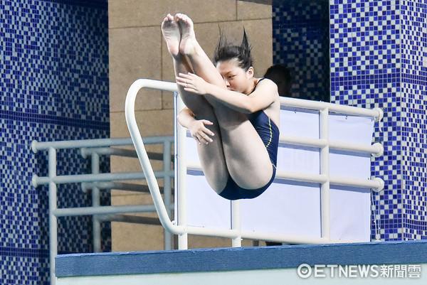 ▲▼世大運跳水測試賽。Wei CHIANG(圖/記者李毓康攝)
