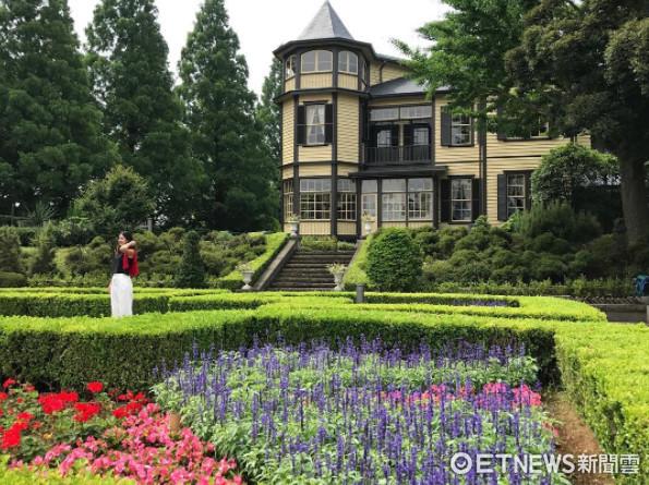 ▲橫濱必去景點,外交官的家。(圖/記者于佳云攝)