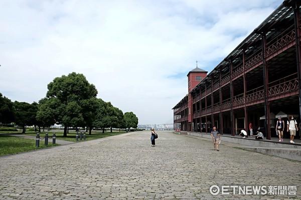 ▲橫濱必去景點,紅磚倉庫(圖/記者于佳云攝)