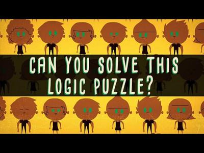 古老的邏輯謎題「綠眼睛」,人人都是柯南才解得出來吧!