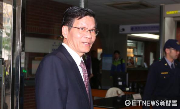 翁啟惠涉貪出庭(圖/記者黃克翔攝)