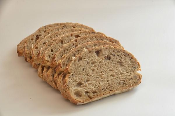 小麥,麩質,麵包。(圖/取自librestock網站)