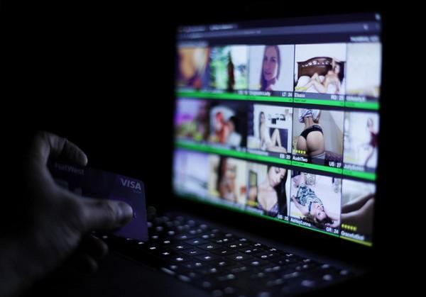 色情網站瀏覽的數據,反映了我們內心(比我們願意承認的)更真實的想法。(東方IC)