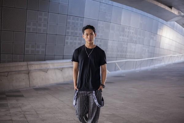 ▲Eunho Kim來台。(圖/1million dance studio 提供 )