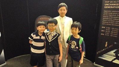 台灣第一人! 13歲進紐約大學