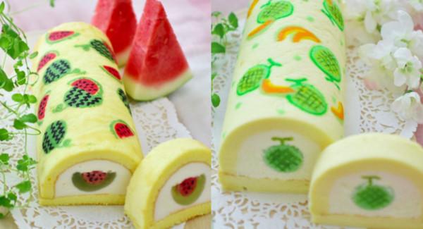 ▲蛋糕卷。(圖/翻攝Yuniha IG)