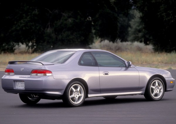 舊瓶裝新酒?本田有意讓經典雙門跑車Prelude重新復出(圖/翻攝自Honda)