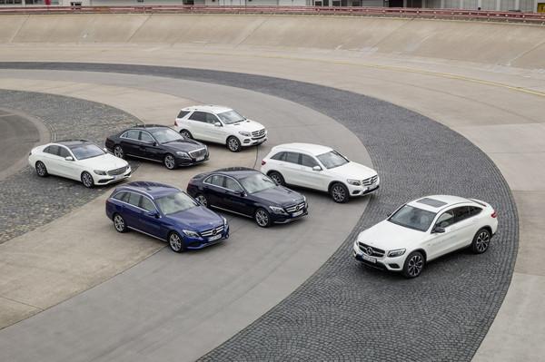 ▲賓士6個月銷量破100萬部 官方大讚台灣、其它國家表現(圖/Mercedes-Benz)