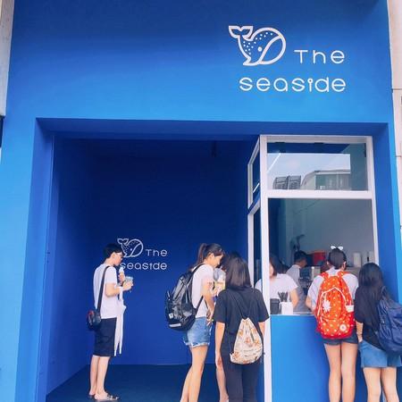 ▲The Seaside鯨鯊霜淇淋(圖/取自《The Seaside》臉書專頁)