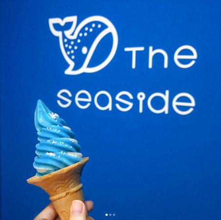 ▲The Seaside鯨鯊冰淇淋(圖/網友tinaxiao0711、rurus.pocket提供,請勿隨意翻拍,以免侵權。)