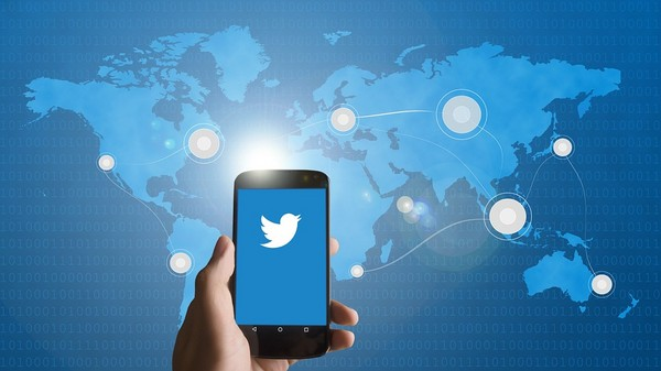 ▲Twitter 使用者來自全世界。 (圖/翻攝自 PLXABOY)
