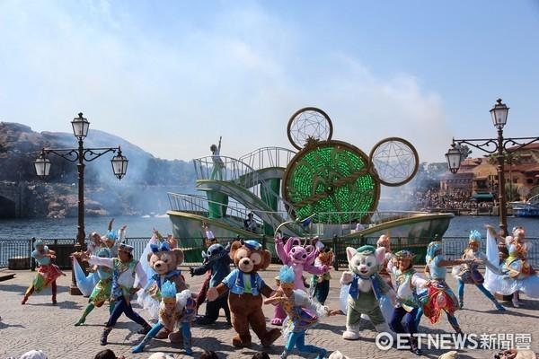 ▲▼東京迪士尼海洋15周年(圖/記者游琁如攝)