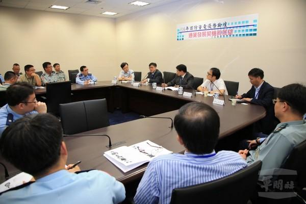 國防部邀產官學研辦資電論壇 提升資安優勢能量