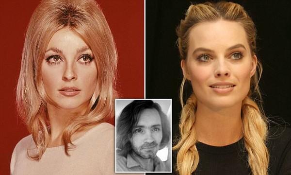 ▲「小丑女」瑪格羅比(右)即將演出美國著名女演員莎朗蒂。(圖/翻攝自網路)