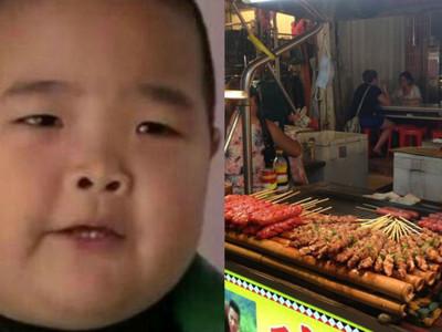 9歲屁孩徒步10公里只為吃燒烤!結果吃飽沒力...走不回來