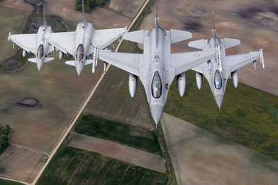 西班牙戰機誤射導彈 10公斤炸藥劃過