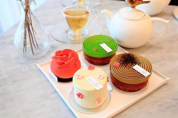芙芙法式甜點 Escape from Paris 。(圖/萍子)