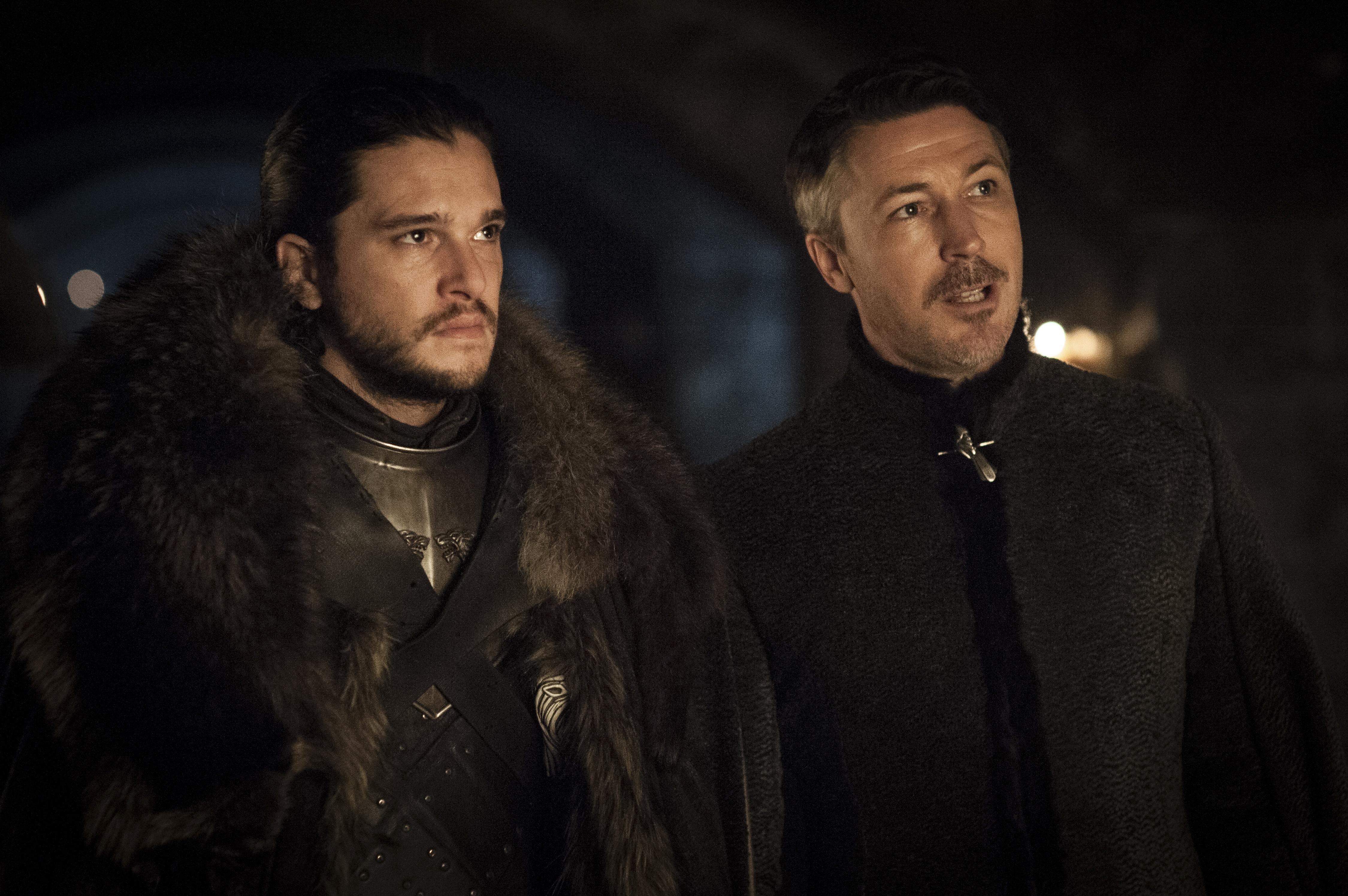 ▲《冰與火之歌:權力遊戲》第七季劇照。(圖/HBO提供)