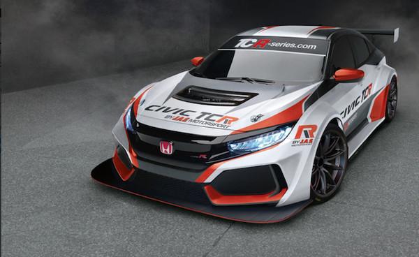▲全新本田Civic Type R打造賽車精神 330匹馬力輕鬆繳!(圖/JAS Motorsport)