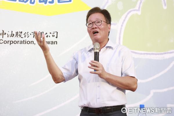 ▲▼中油董事長陳金德與鄉親有約-陳金德。(圖/記者黃克翔攝)