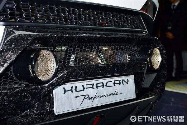Lamborghini Huracan Performante(圖/記者游鎧丞攝)