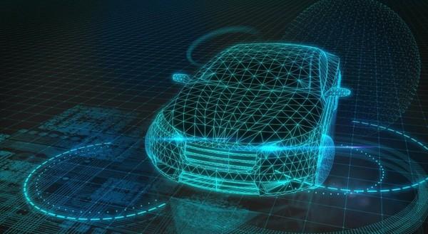 ▲▼自駕車新AI學習模式 依外觀自動分辨行人、公車(圖/翻攝 TechCrunch)