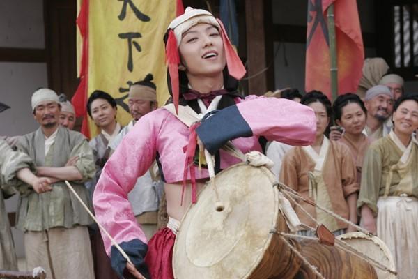 ▲李準基曾演出電影《王的男人》。(圖/翻攝自Naver Movie)
