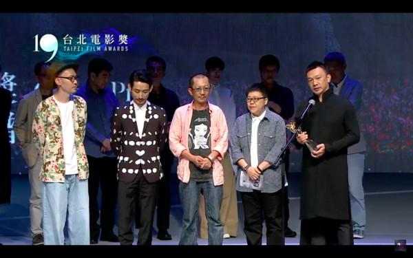 ▲▼第19屆台北電影節百萬首獎《大佛普拉斯》。(圖/翻攝自台北電影節)