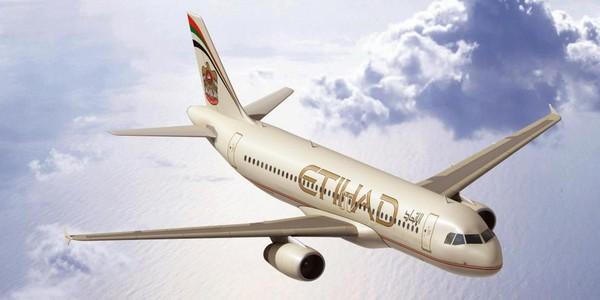 ▲阿布達比阿提哈德航空。(圖/Etihad Airways粉絲頁)